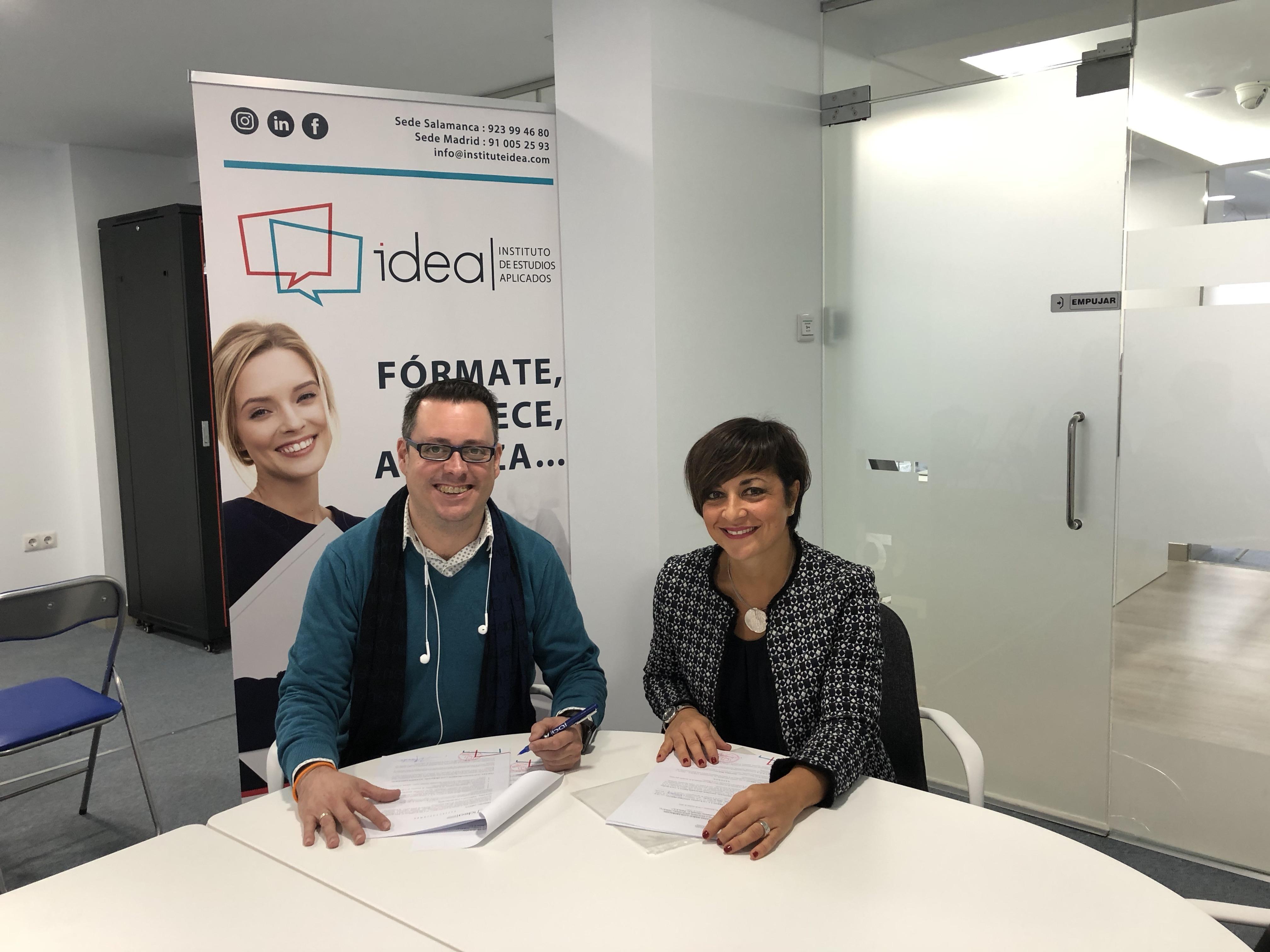 Convenio Gestoría Prieto Instituto IDEA